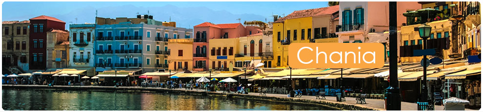 Hotels Chania Crete Travel Guide