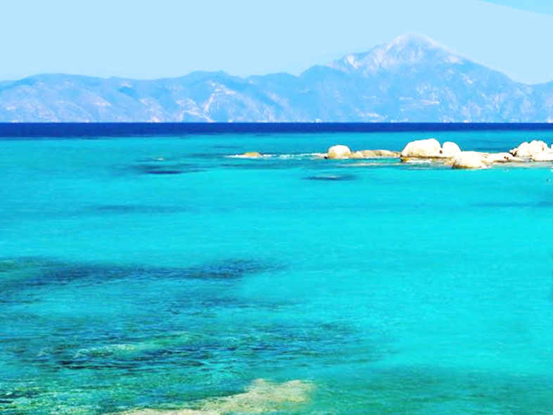 CHALKIDIKI, NORTH GREECE